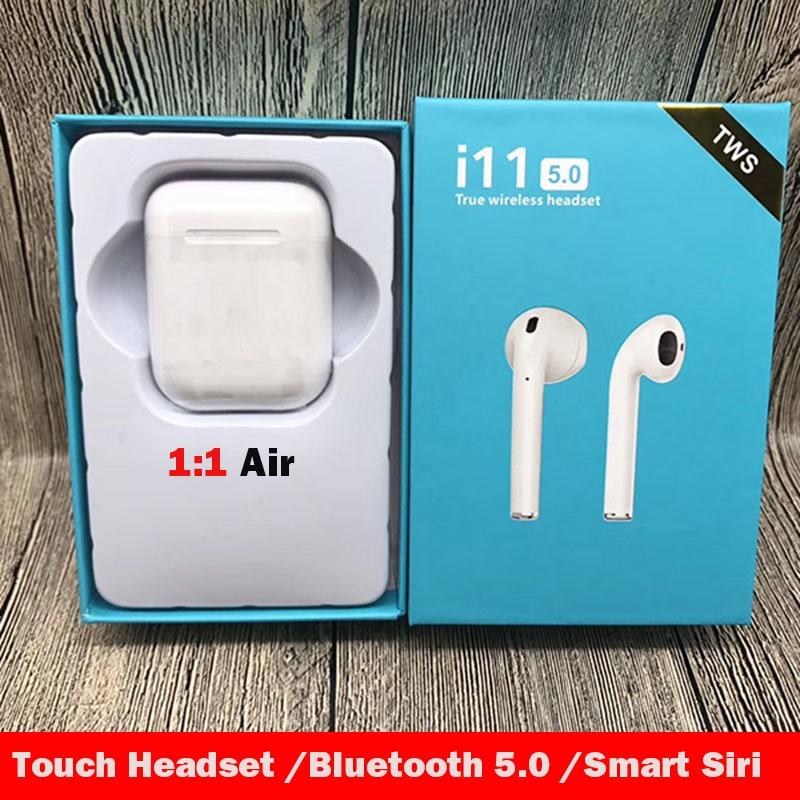 i11 i10 TWS V5.0 1:1 air pod Mini Bluetooth Earphones Wirele