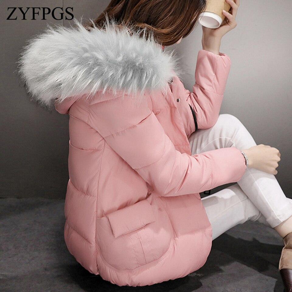 black Solide Zyfpgs 2018 Coton Z0922 Fit Poche Chaude Femmes Bas Duvet Pink red De Haut Mode Veste Slim Femme D'hiver green Le Canard Vêtements Xxl Vers FT1Ju3lKc