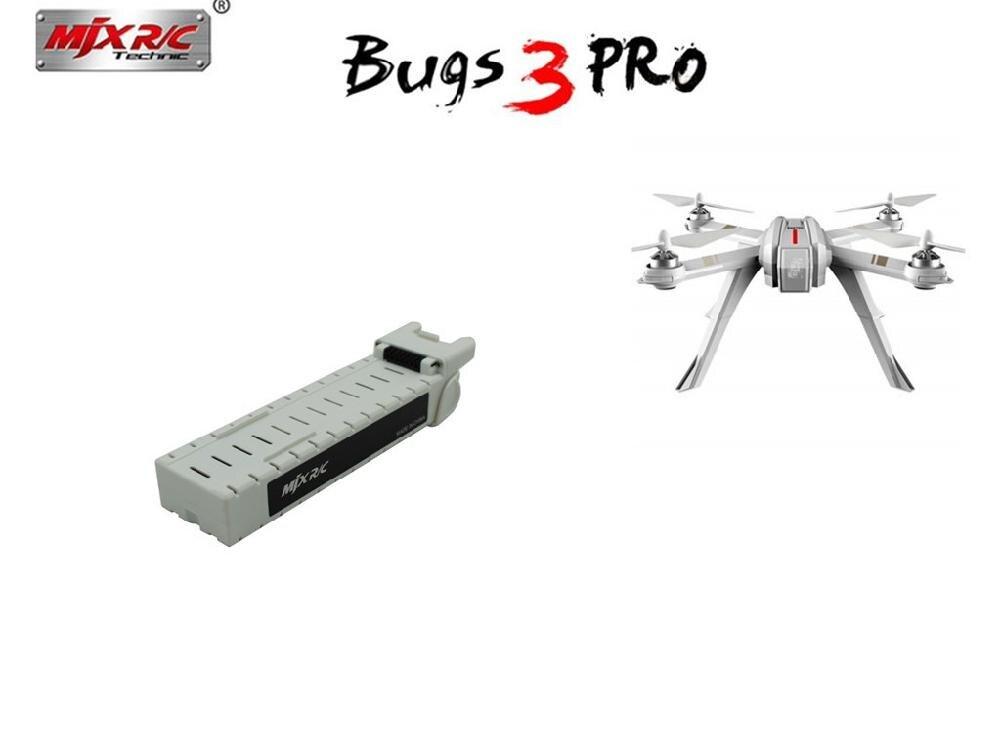 LeadingStar MJX Bugs 3 Pro B3PRO 7.4 v 2800 mah Li-po Batterie pour B3 PRO RC Hélicoptère Supplémentaire batterie