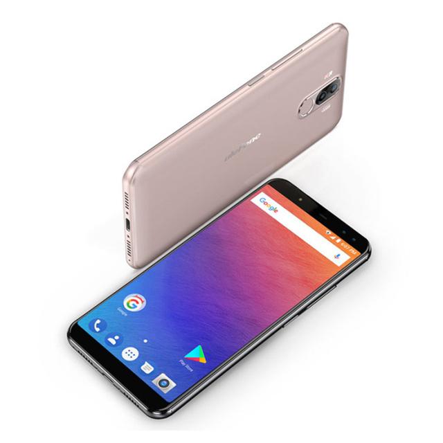 Ulefone Power 3 Face/Fingerprint ID 4G Mobile Phone 6.0 inch Screen 6080mAh 6GB+64GB GPS 21.0MP Camera Android 7.1 Smartphone