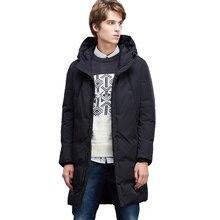 Cotton Jacket Men New 2017 Winter Spring Coats Warm Long Parkas