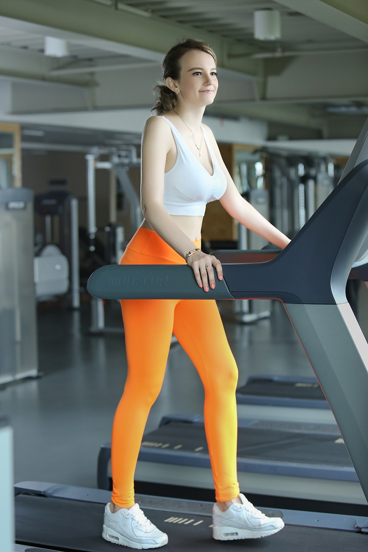 Aliexpress.com : Buy New Women Ladies Yoga Running Pants High ...