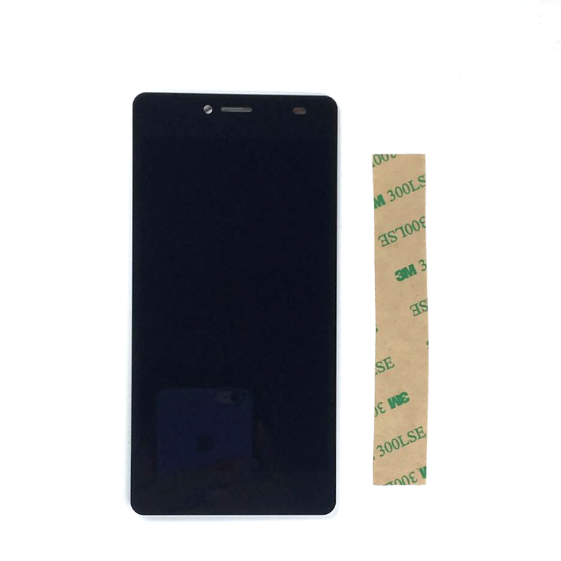 Tested For BQ BQS-5070 BQS 5070 Magic LCD Display +Touch Screen Assemble Replacement free Tempered Glass Film