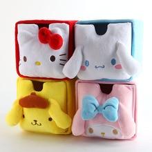 Cartoon Japan Hello Kitty My Melody Cinnamoroll Dog Pudding Dog Cosmetic Bags Ac