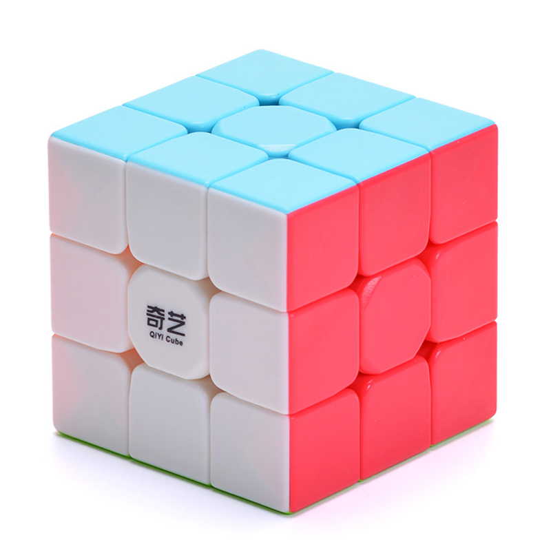 QIYI Cube 5.7CM 3x3x3 Speed For Magic Puzzle Fidget Cubes Colorful Neo Cubo Magico Stickerless For Children Adult Education Toy need for speed rivals limited edition игра для xbox one