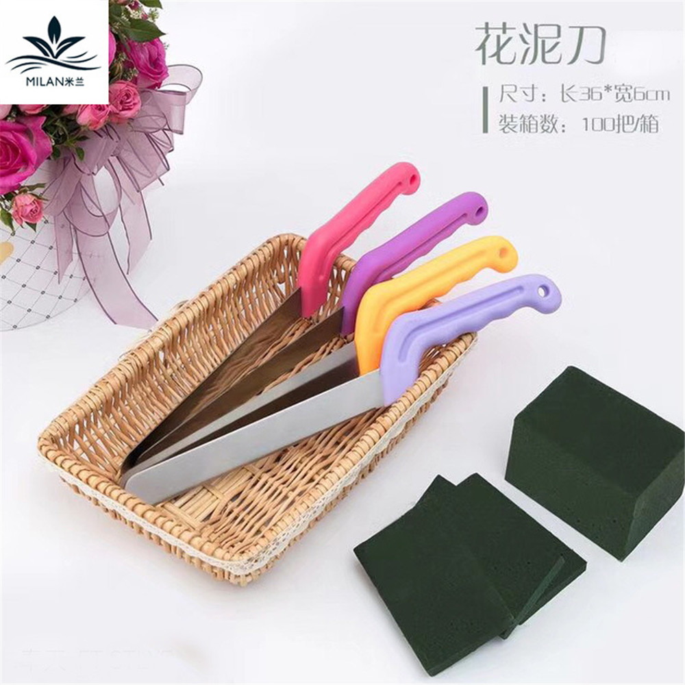 2018103102 xiang 6 colours Planting M60895 Garden planting fleshy garden planting tool set small shovel garden Supplies 23.99
