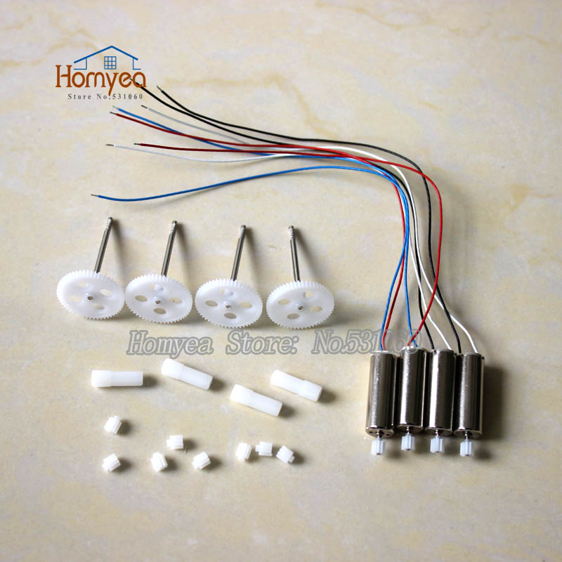 JJRC H31 part engines Motor Gear Motor Gear for JJRC H31 Quadcopter RC drone Spare Parts