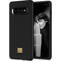SGP La Manon Classy Black Flexible TPU Soft Case for Samsung Galaxy S10 / Galaxy S10 Plus / S10+ / S10E