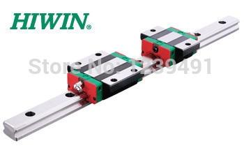 HIWIN linear guide HGR15 L=350/1200/1500mm & 3set BALL SCREW SFU1610 L=400/1250/1550mm & 3 BK/BF12 & 3 nut housing&3 Couplers hiwin linear guide 3set hgr20 400 800 1200mm
