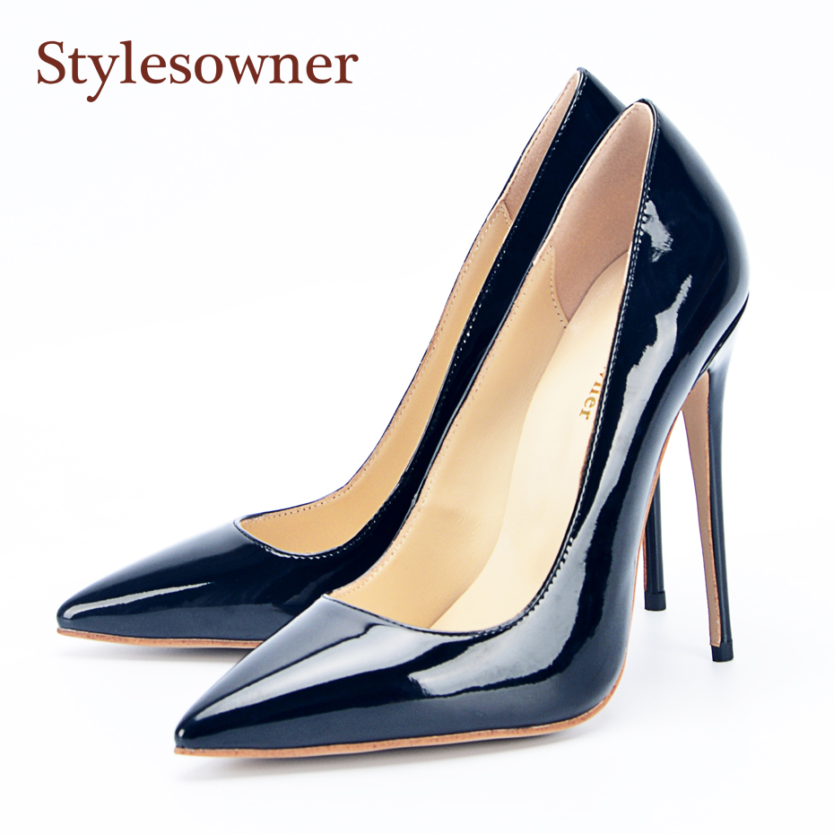 Detail Feedback Questions about Stylesowner Brand Women Shoes High Heels  Women Pumps Stiletto Heels Sexy Pumps Classic Pumps Shallow Mouth Women  Wedding ... 0f3421bd1794