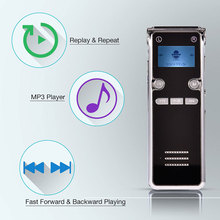 8G Voice Recorder USB Flash Digital Audio Pen Professional 96 Hours Dictaphone HD Noise Reduction Support MP3 Player WAV Record цена и фото