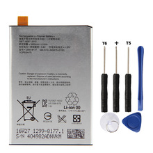 Original  Battery For Sony Xperia X F5152 F5121 F5122 L1 LIP1621ERPC 2620mAh все цены