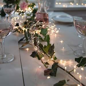 Image 3 - Tira de luces LED de hadas de la calle, 30m, 50m, 100m, resistente al agua, para Navidad al aire libre, decoración de bodas y vacaciones
