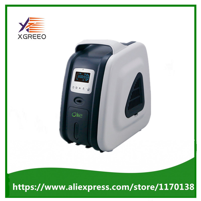 XGREEO AM-1 Mini Portable Oxygen Generator Concentrator 1-5L/min with 30%-90% Purity Oxygen BarXGREEO AM-1 Mini Portable Oxygen Generator Concentrator 1-5L/min with 30%-90% Purity Oxygen Bar