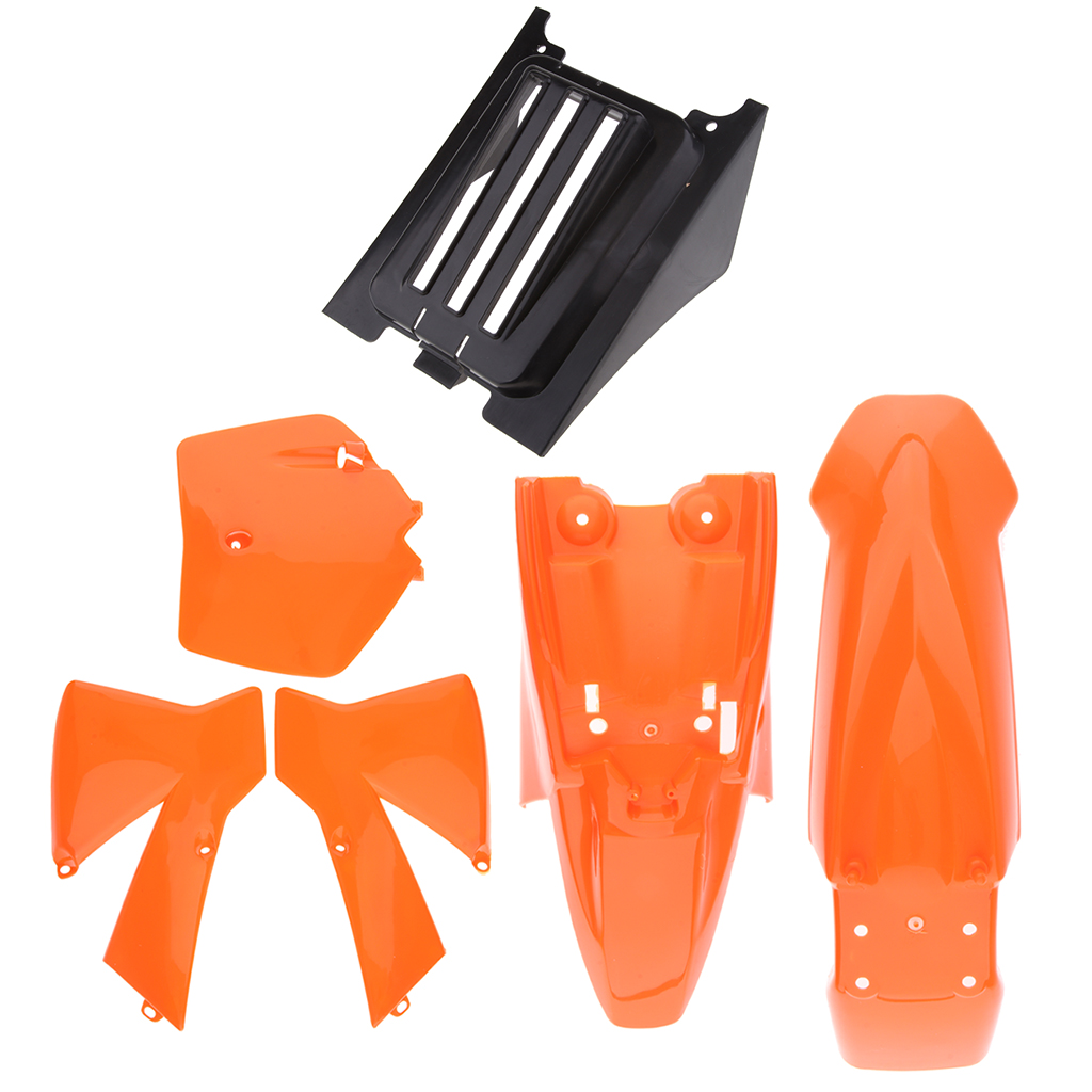 Fairing Plastic Fender Body For KTM 50SX, MINI ADVENTURE & Replica Model, MT50, MTK50