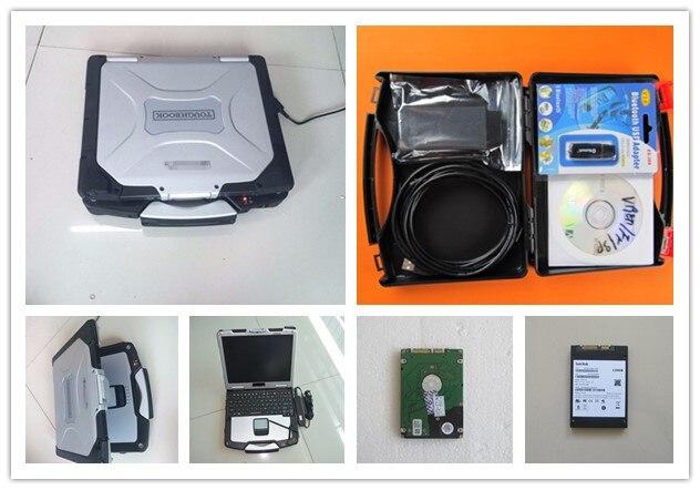 Vas ПК VAS инструменты сканирования 5054a с OKI полный чип ODIS 4.2.3 новые установлено программное обеспечение хорошо в ноутбуке cf30 оперативной памят...
