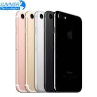 Original Unlock Apple IPhone 7 2GB RAM 32G ROM 128GB 256GB IOS 10 LTE 12 0MP