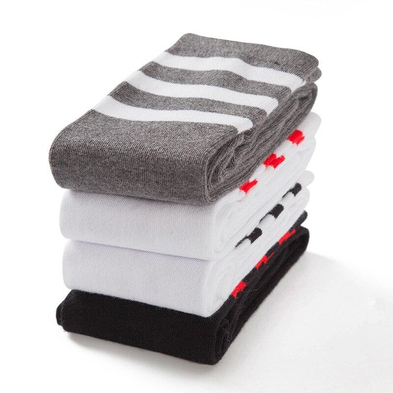 2018 new Cotton hot sell Women Fashion Over Knee High Temptation Stretch Nylon Socks New Warm Winter funny compression socks