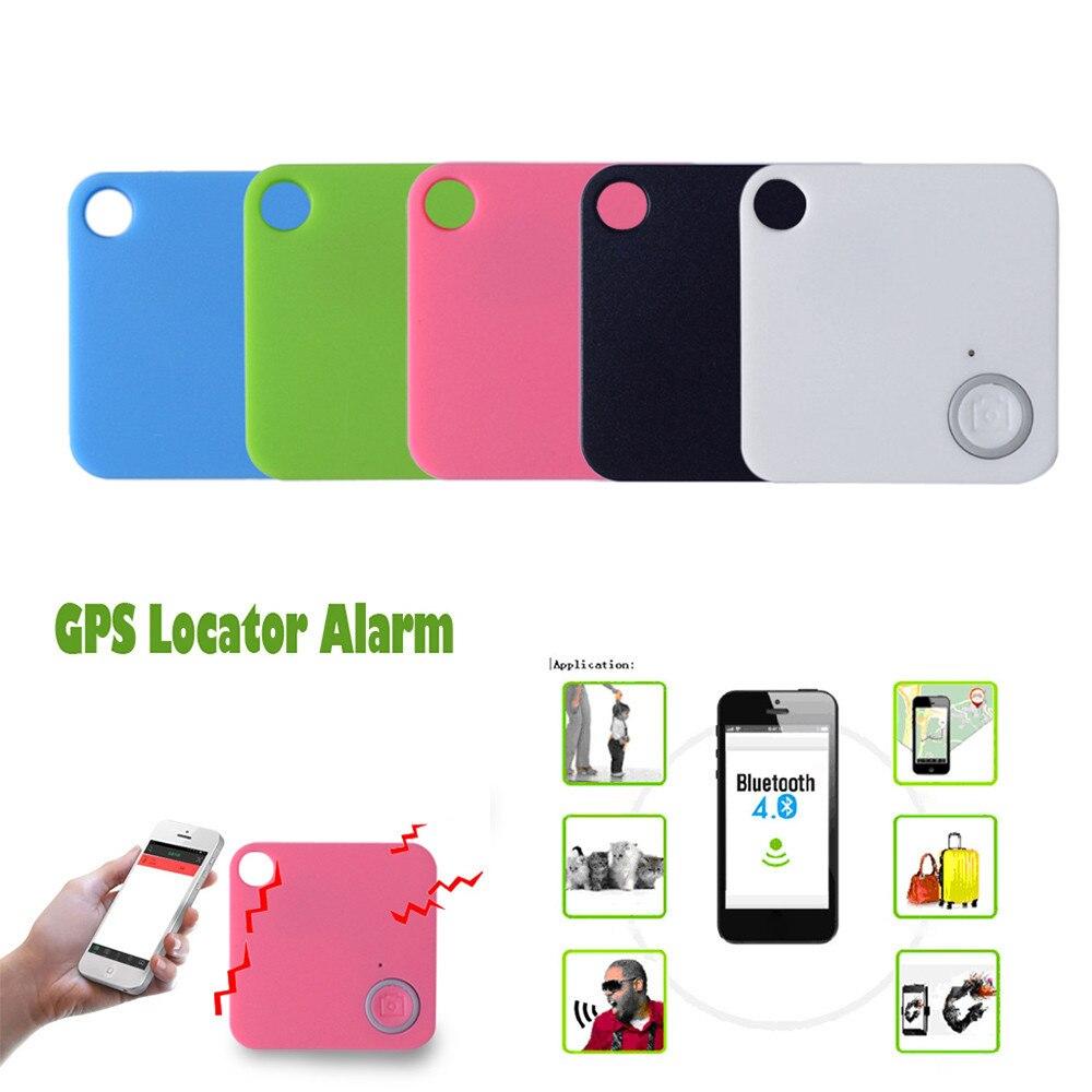 GPS Locator Wallet Alarm Pet-Dog-Tracker Pocket-Size Anti-Lost Mini Fashion Tag Key Bluetooth-4.0