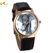 Lancardo 2017 Women Wrist Elephant Watch Girls Clock Ladies Quartz Watches Famous Luxury Brand Relogio Feminino Montre Femme
