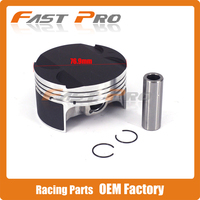 Motorcycle Piston Pin For ZS177MM ZONGSHEN Engine NC250 KAYO T6 BSE J5 RX3 ZS250GY 3 4 Valves Parts