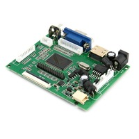 9 Inch Raspberry Pi Digital Display LCD TFT Shield Display Module HDMI+VGA+Video Driver Board for Raspberry Pi