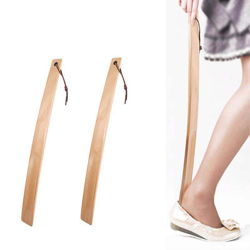 Цельнокроеное платье 38 см деревянный рожок для обуви одноцветное Цвет рожок для обуви деревянная ручка длинная гибкая ложка для обуви удоб... ...
