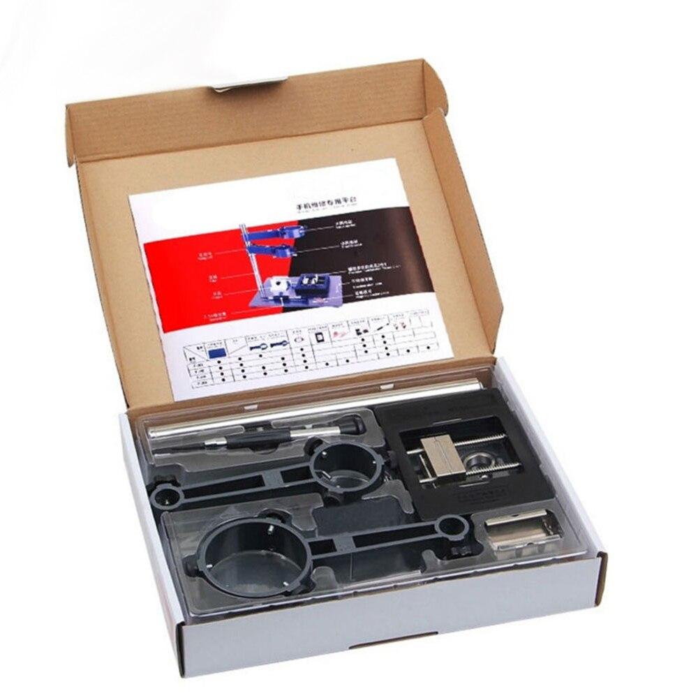 NOVFIX 6.5 cm pistolet à chaleur à Air chaud support de fixation support de retravail poste à souder pistolets à chaleur
