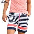 Taddlee Brand Men Casual Beach Shorts Swimwear Swimsuits Man Trunks Board Wear Big Size XXXL Men's Active Bermudas Quick Drying