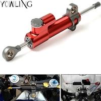 For Honda CBR600RR CBR 600RR 600 RR 2005 2006 Universal Aluminum Motorcycle Damper Steering Stabilize Safety Control