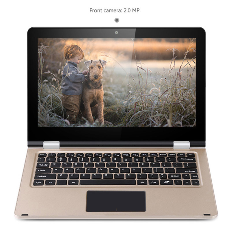Big Discount 11.6 Quad Core Tablet PC Intel APOLLO LAKE N3450 VOYO VBOOK V2 4GB DDR3L + 64GB EMMC Win10 License IPS Touchscre h26m31003gmr 4gb emmc page 3
