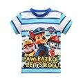 New Arrival Cartoon Characters Boys T-shirt Children's Clothing Kids Short Sleeve Cotton T-shirt Baby Boys O-neck Leisure Wear