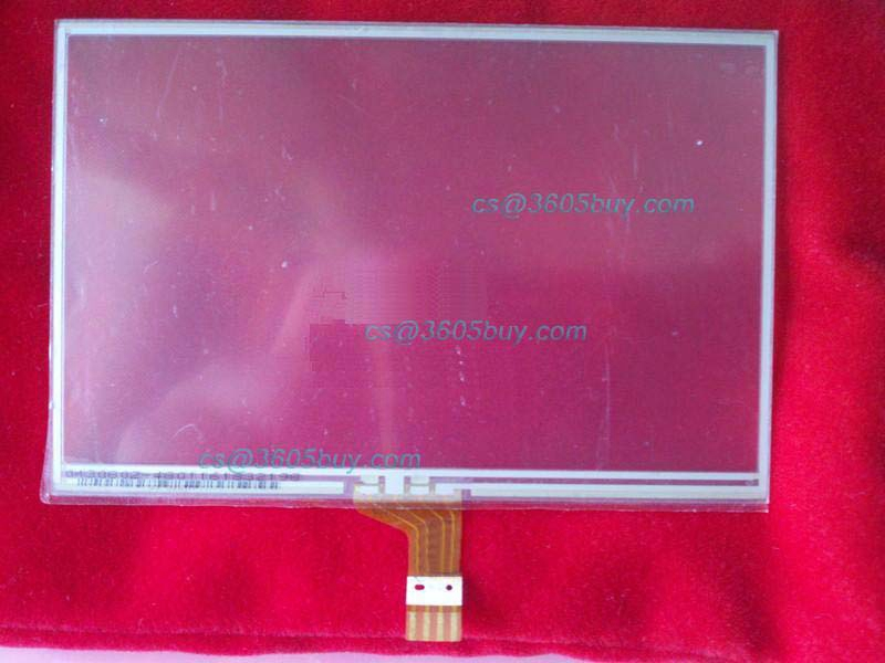 New 4.3 inch Touch screen glass G95 touch screen 105mm 67mm mp5 touch screen glass 154 105 mm as shown in figure new