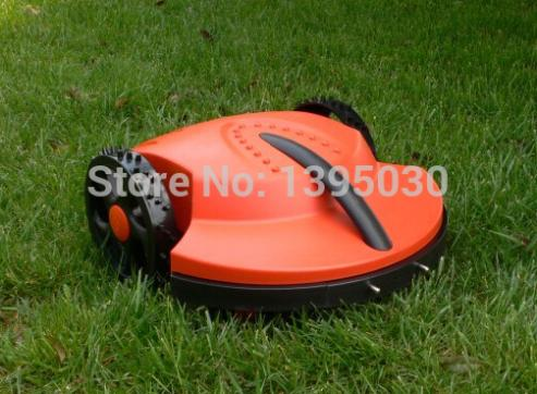 1Pcs/Lot Intelligent lawn mower auto grass cutter, auto recharge, robot grass cutter garden tool цены