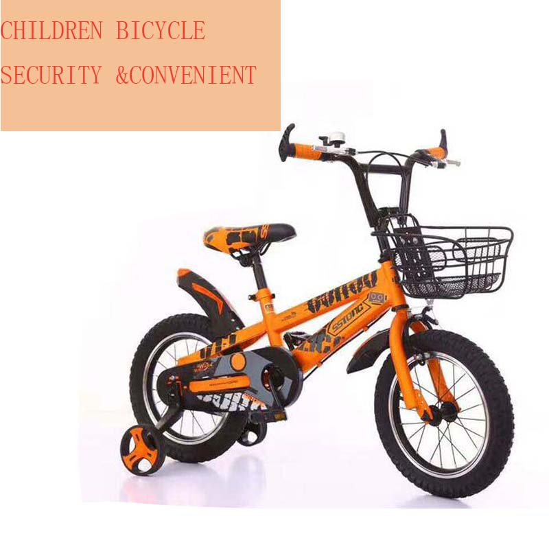 Bicycle Small Bicycle Children 3 Years Old 12 Inch Child Bike Mountain Bike