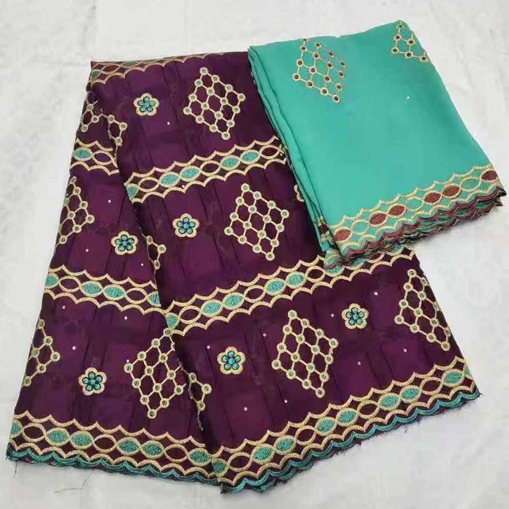 Tela de encaje africano amarillo voile suizo encaje de alta calidad dentelle broderie dubai tela 100% coton tela para dress7yard/lotyb