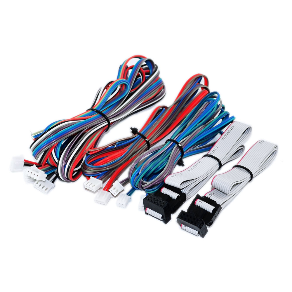 Free shipping! 3 D printer dedicated wire set