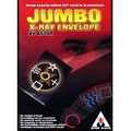 Jumbo X-Ray Envelope Magic Tricks , Close Up,Gimmick Illusion Mentalism,comedy