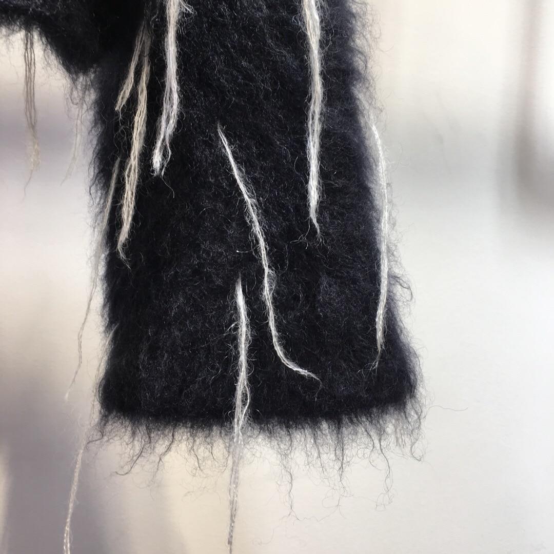 Pull Black 3 Vêtements Mode Couleur En Printemps Femmes 1 2019 Mohair Nouvelle Tailles 7Ew0qF