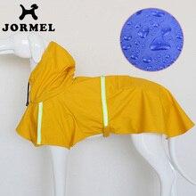 JORMEL Pet Clothes Raincoat For Dogs Waterproof Dog Coat Jacket Reflective Small Medium Large