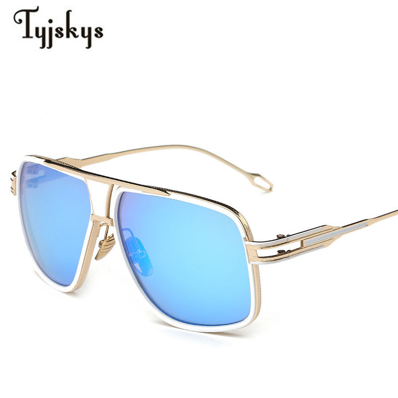 df5ef46a5f6 Fashion Aluminum Magnesium Polarized Sunglasses Gothic Steampunk Men Women  Metal Shades arnette Sun glasses UV400 -in Sunglasses from Apparel  Accessories on ...