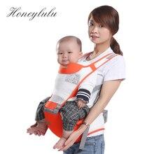Summer Breathable Baby Carrier Waist Stool Sling For Newborns Kangaroo For Baby Ergonomic Baby Backpack Sling Hipsit Kangaroo