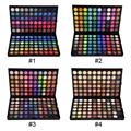 100pcs Women Professional  Makeup 120 Colors Eye Shadow / Eye Shadow Palette/ Makeup Nude Eyeshadow Powder