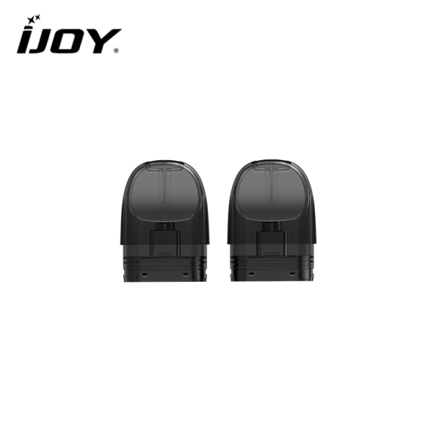 , Original IJOY AI POD Kit 450mAh Battery 15W MOD with 2ml Refillable Cartridge Atomizer E-cigarette Vape Kit