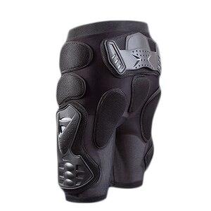 Image 4 - HZYEYO לנשימה מוטוקרוס הברך מגן אופנוע שריון מכנסיים החלקה קיצוני ספורט ציוד מגן כרית ירך מכנסיים P 01