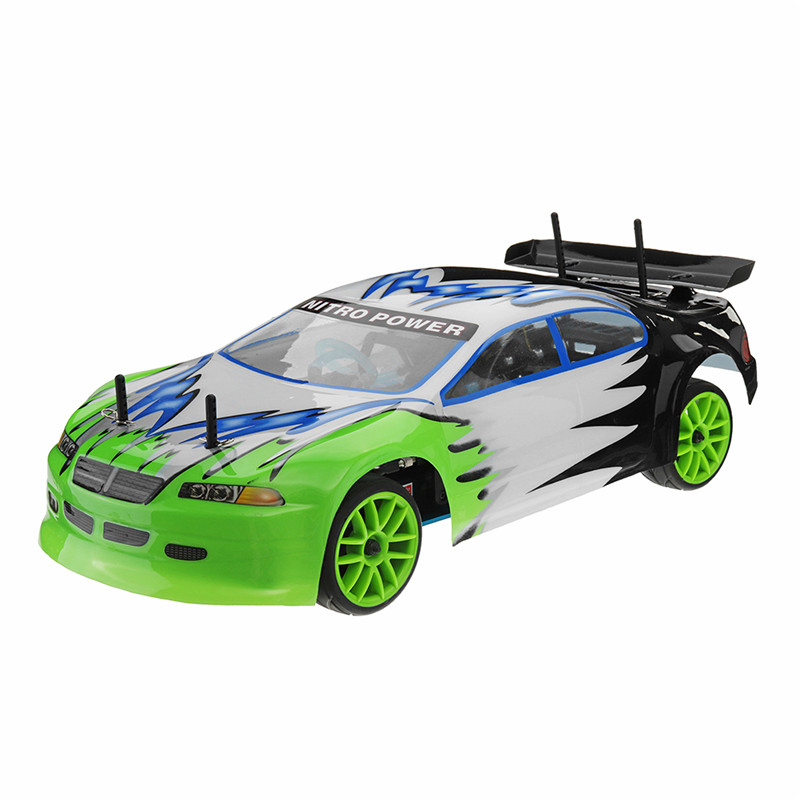 HSP 94102 1/10 RC Car On Road Touring Car Two Speed with Transmitter Toy Gift for Kids road trip usa eighth edition cross country adventures on america s two lane highways