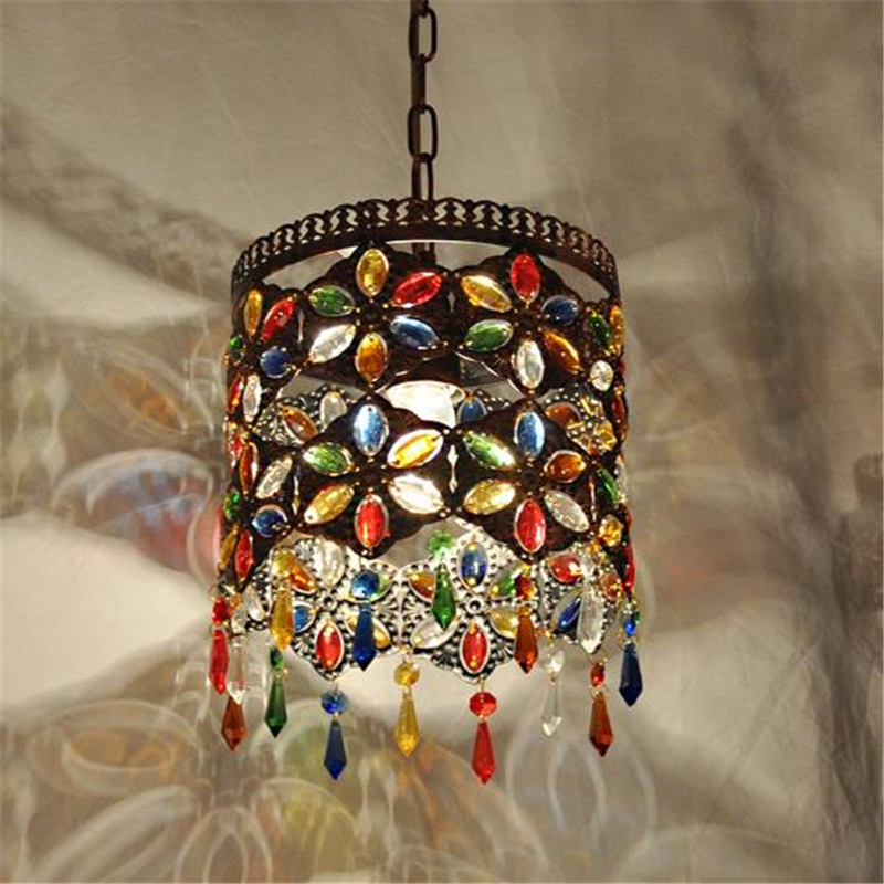 New Classical Retro Creative Concise Pendant Light Bar Restaurant Livingroom Bedroom Decoration Lamp Free Shipping