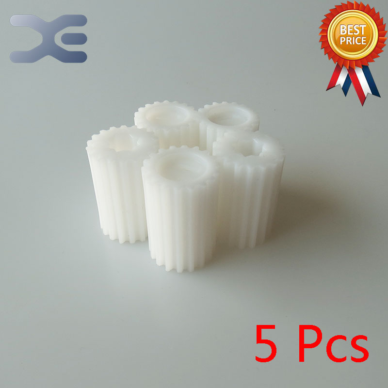 5 Pcs High Quality Kitchen Appliance Parts Meat Grinder Parts Of Teeth 18 Plastic Sleeve Screw