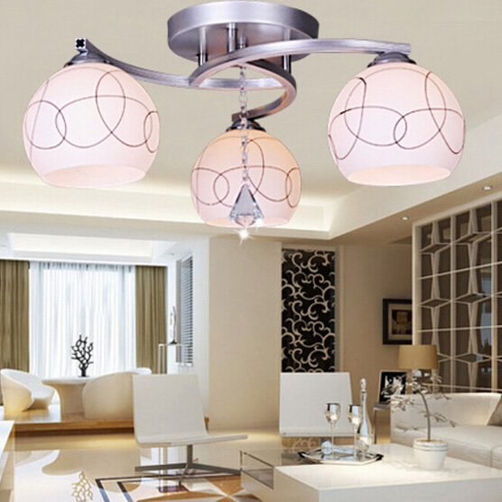 Incandescent Ceiling Lighting Modern Fixtures Bedroom Dinningroom Living Room Light Lamp Fittings