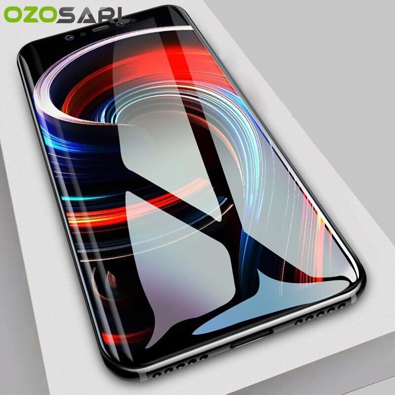 OZOSARL For Xiaomi Mi Max 3 Screen Protector Mi 8 Full Cover Redmi 6 6a 5 5D Tempered Glass For Xiaomi Mi Max 2 Screen Protector